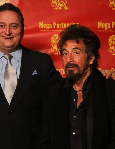 Al Pacino and me